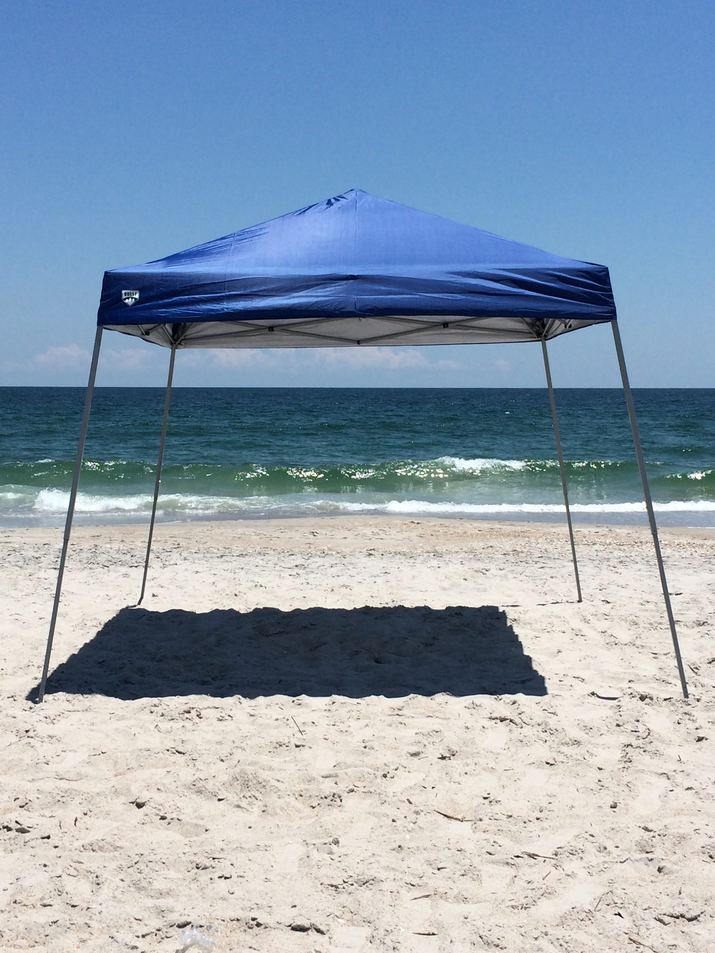 10 X 10 Canopy Wrightsville Beach Chair Umbrella